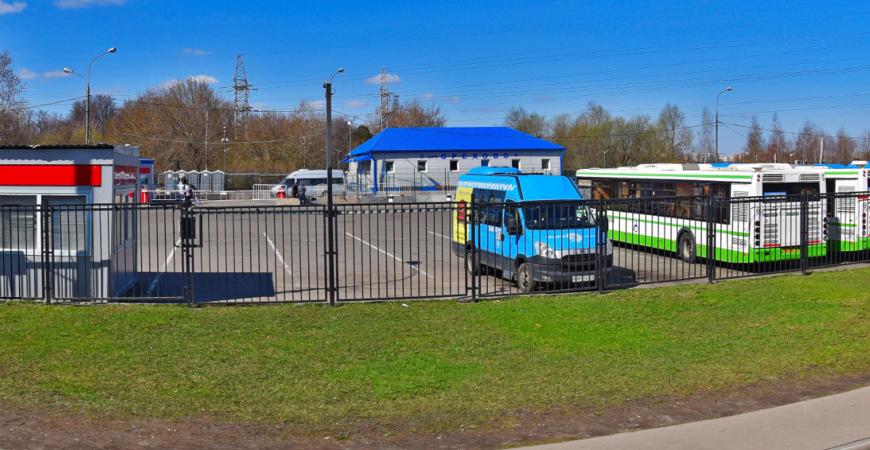 Автовокзал Орехово