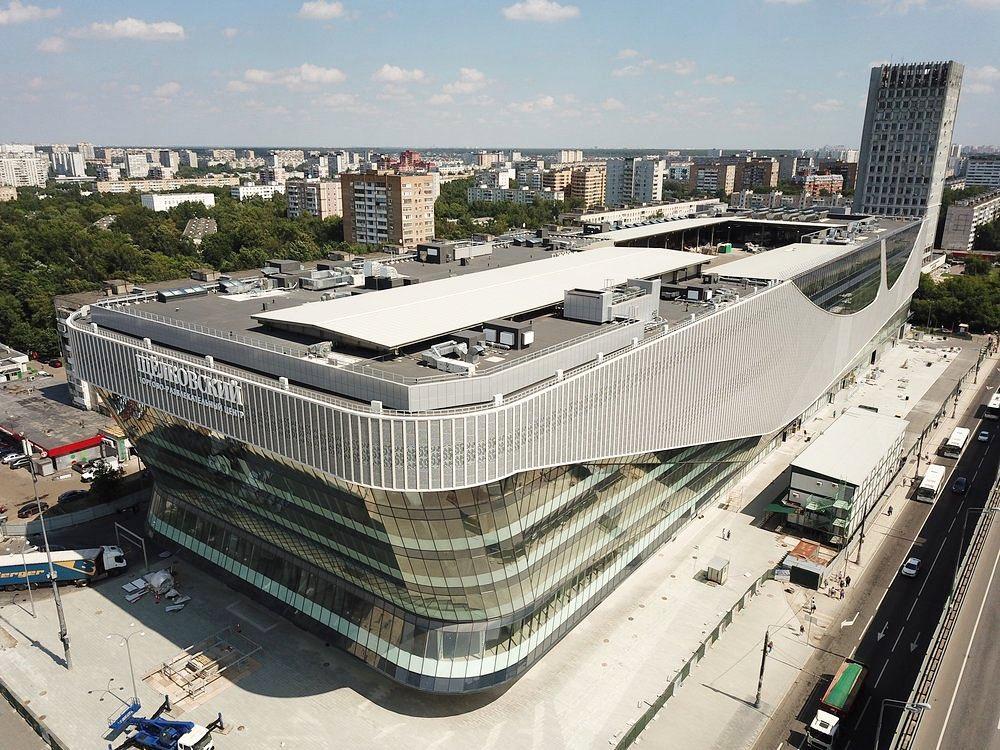 Центральный автовокзал Москвы